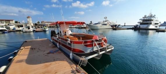 Тримаран Альтрим - рыбалка 3 часа