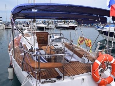 Адлер Парусная яхта - Аванти