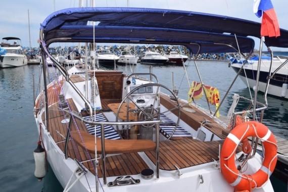 Яхта Парусная Аванти