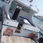 Яхта Александра рыбалка