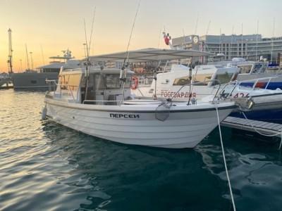 Лодка Персей - Адлер рыбалка 3 часа