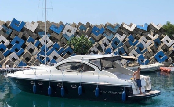 Яхта Bruno