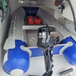 Яхта ALEXUM спорт инвентарь