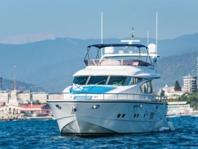 Яхта Elegance 64  ALEXUM VIP аренда